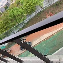 株洲玻璃栏杆,阳台玻璃栏杆图片