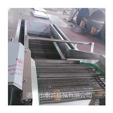 惠誠清洗加工流水線,江寧區新款惠誠氣泡清洗機廠家直銷圖片