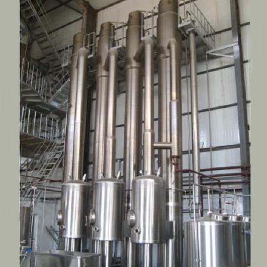 環保膜濃縮設備品質優良,干式降膜蒸發器