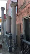 別墅陽臺石材欄桿價格圖片