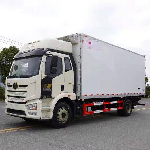 海東6米8冷藏車多少錢,6.8米冷藏車
