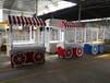 杜謙食品移動攤位車,天水制造鋼木移動攤位車