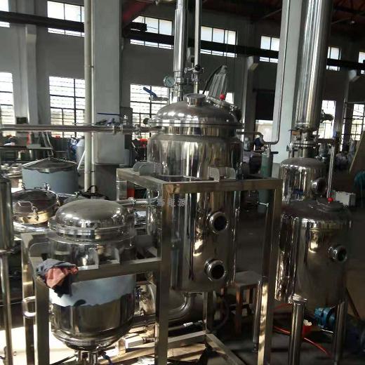 可靠矩源海洋生物萃取濃縮設備制作精良