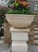 旭澤花瓶,中山石材水缽