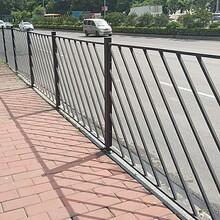 防震人行道護欄市政欄桿機動車道隔離欄性能可靠圖片