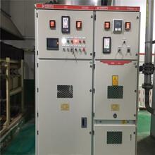 湖北中盛電機控制柜,三相異步高壓軟啟動柜功耗低圖片