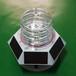 上饒太陽能GPS同步航標燈,河道航標燈