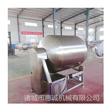 仙居縣新款惠誠肉制品真空滾揉機廠家直銷圖片