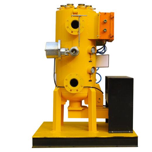 京鯊易濾全自動礦用清水過濾站,自動礦用全自動清水多芯反沖洗過濾器服務