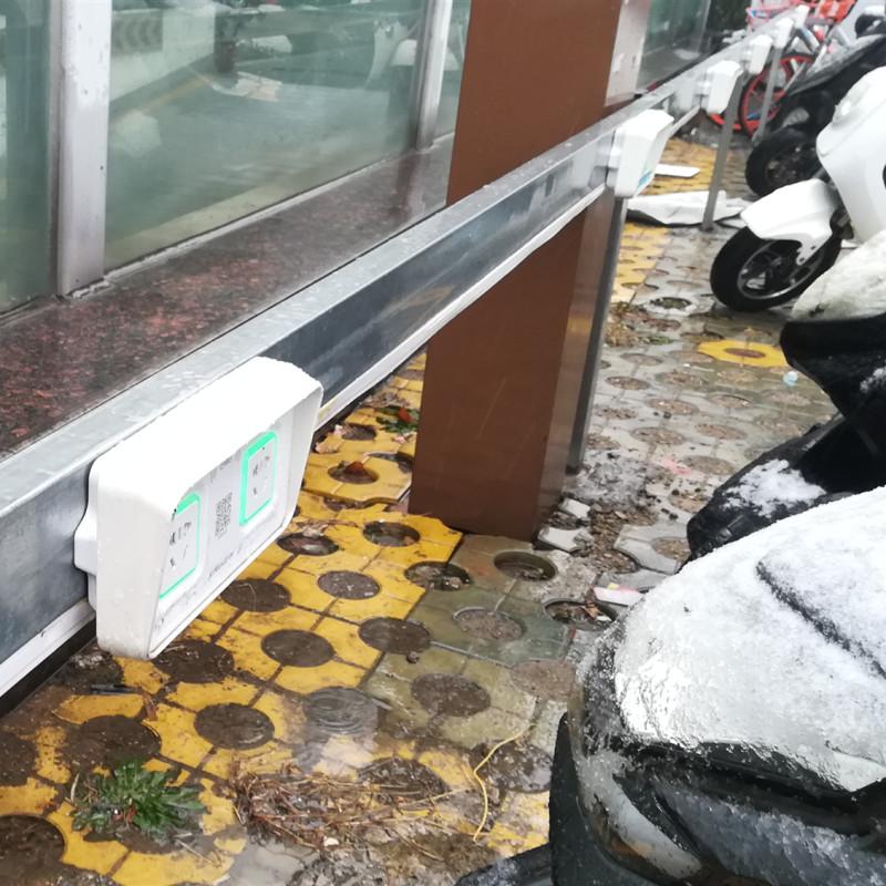 移动充电桩如何申请电动车充电桩小区安装