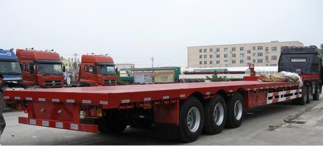 东至县家具运输 货车拉工地转运机械设备托运挖机爬梯