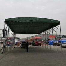 西安推拉篷市场图片