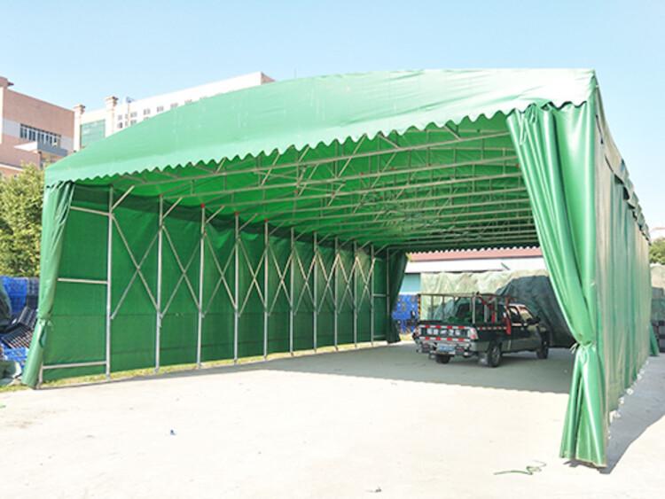 推拉式遮阳篷厂家