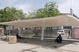 商洛倉庫活動推拉雨棚活動雨棚遮陽棚款式齊全