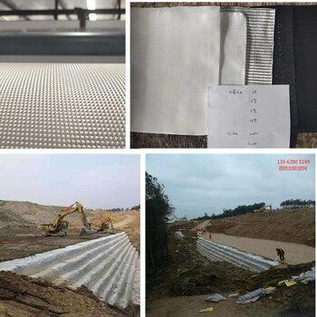 加筋土工布擋土墻反包加筋濾網機織工藝,加筋土工布