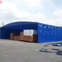 上海嘉定馬陸從事移動雨篷樣式優雅,伸縮雨篷圖片