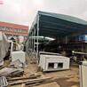 上海軒譽活動推拉棚,上海南碼頭防水活動雨篷品質優良