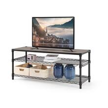 客廳置物架客廳多層置物架電視置物架臥室置物層架大氣置物架美之高圖片