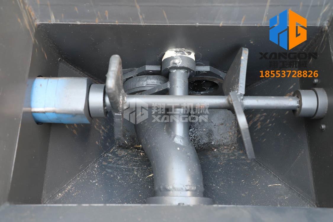 翔工细石混凝土输送泵,微形二次构造柱泵