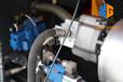 細石混凝土泵,微型泵車