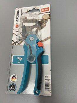 德國gardena工業品質修枝剪刀18-25mm工作范圍可選