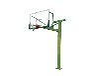 豪華型智能電動液壓籃球架供應休閑扇形籃板