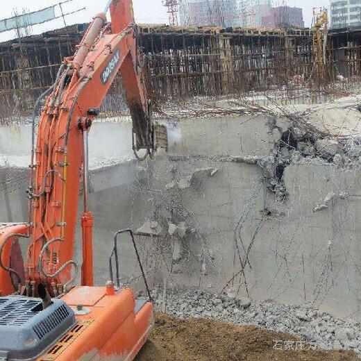中山沙溪旧城建筑物拆除工程公司