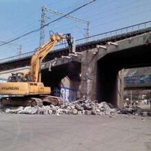 惠州陈江废旧桥梁拆除多少钱图片