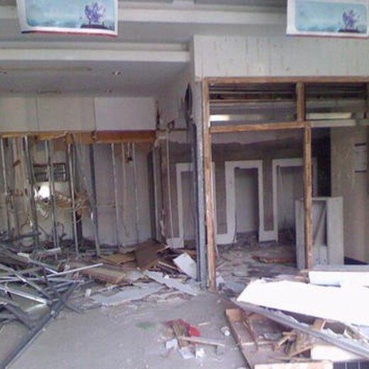福田旧城建筑物拆除报价,旧楼拆除