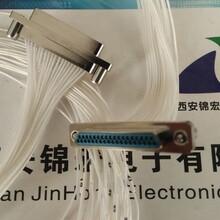錦宏牌接插件,河北邯鄲制造GJB標J30J壓接型矩形連接器圖片