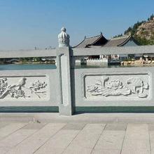 優質梅蘭竹菊雕刻欄板造型美觀圖片
