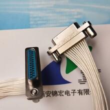 天津南開環保GJB標J30J壓接型矩形連接器圖片