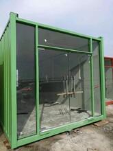 中山集裝箱式活動房經久耐用,鋼結構活動房