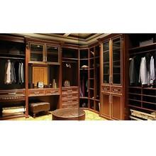 红树林多层实木衣柜,小型衣柜实木衣柜瑰丽多彩图片
