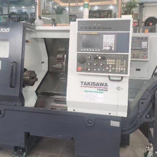 臨沂TAKISAWA瀧澤刀塔機NEX108數控車床