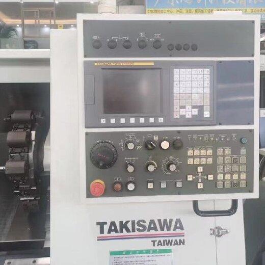 湛江TAKISAWA瀧澤數控機床NEX108數控車床