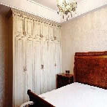熱門紅樹林衣柜實木衣柜優質服務,免漆衣柜圖片