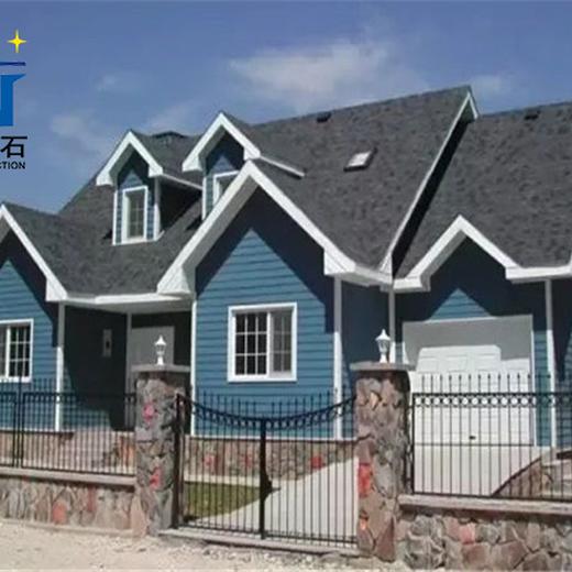 北京鋼結構房屋別墅造價,輕鋼別墅