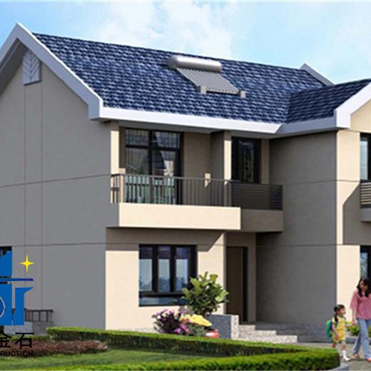 內蒙古鋼結構房屋-eps模塊,輕鋼別墅