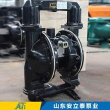 黃石供應BQG氣動隔膜泵多少錢,自動型氣動隔膜泵圖片