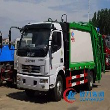 天津生产5吨餐厨垃圾车介绍,厨余垃圾车图片