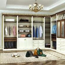 订制红树林衣柜实木衣柜操作简单,免漆衣柜图片