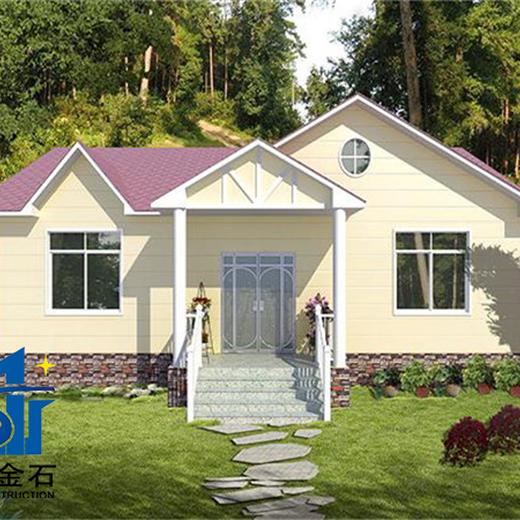 廊坊鋼結構房屋別墅造價,輕鋼別墅