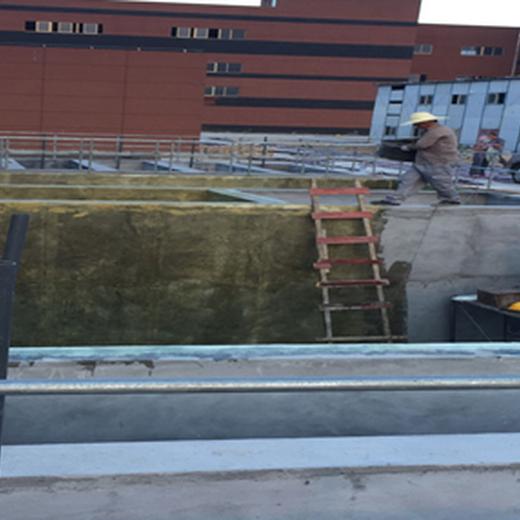 松江水池內壁環氧防腐施工多少錢