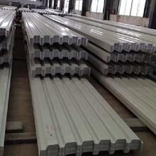 壓型鋼板鍍鋁鋅墻面板,通遼YX51-226-678彩板鍍鋁鋅板彩板圖片