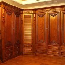 红树林免漆衣柜,从事红树林衣柜实木衣柜款式新颖图片
