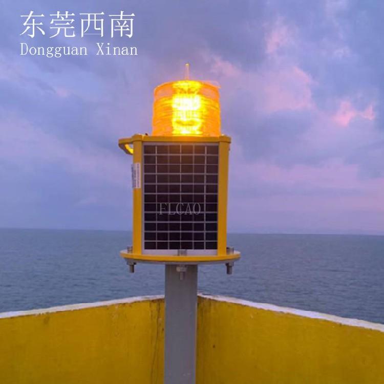 FLCAO一体化航道警示灯,兰州一体式航标灯操作简单