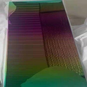 延慶不銹鋼彩色板高比不銹鋼不銹鋼水波紋定制