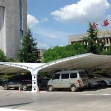 蘇州膜結構停車棚直銷圖片