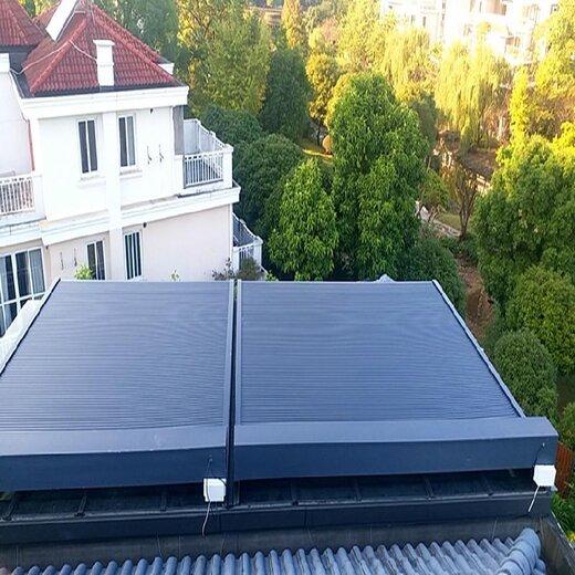 遼寧大連金州區制造電動鋁合金天幕安全可靠